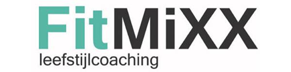 Logo FitMiXX leefstijlcoaching