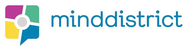 Logo Minddistrict